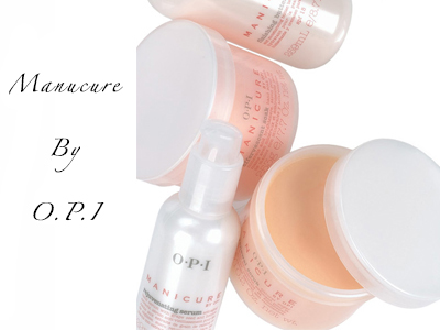 Manucure By OPI