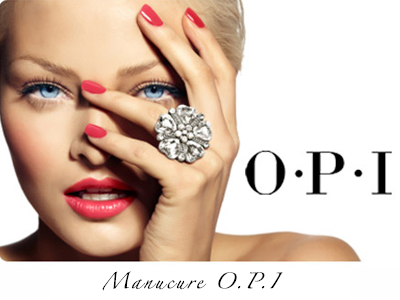 Manucure OPI