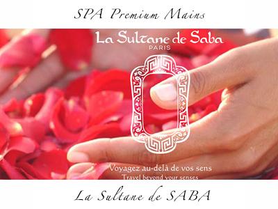 SPA Premium Mains La Sultane de SABA